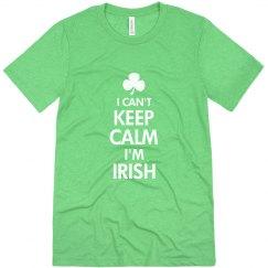 Irish Can't Keep Calm St Patrick