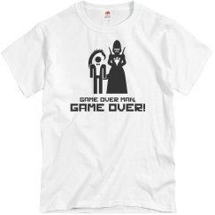 Alien Bride Game Over