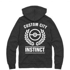 Custom Team Instinct Hoodie