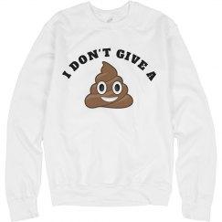 I Don't Give An Emoji