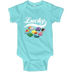 Lucky Charms Onesie