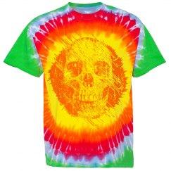 Hippy Skull T-Shirt