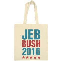Jeb Bush Tote Bag
