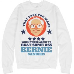 Bernie Will Beat You
