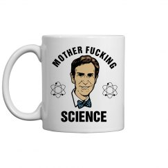 Funny Mother Fucking Science