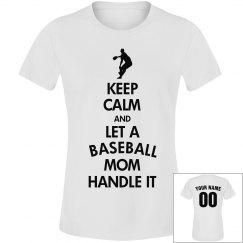 Baseball Moms Handle It