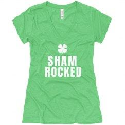Sham Rocked St Patrick's Day