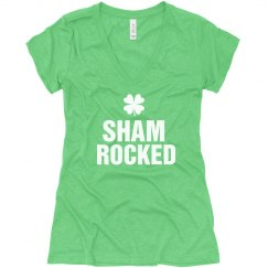 Sham Rocked St Patrick's Day