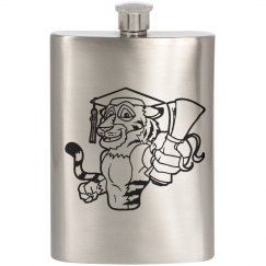 Tiger Graduate Flask