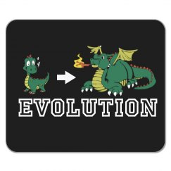 Evolution Mousepad