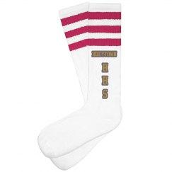 Hueytown High School Sock
