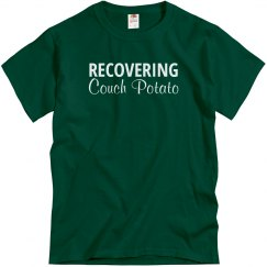 Recovering Couch Potato