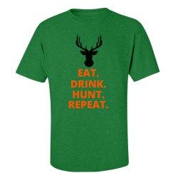 Eat Drink Hunt Repeat