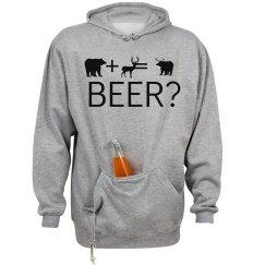Bear + Deer = Beer?