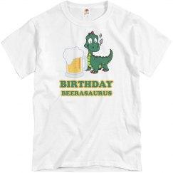 Birthday Beerasaurus