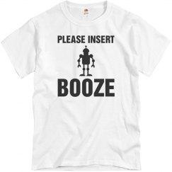Please Insert Booze