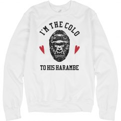 Colo To Harambe Valentine Couple