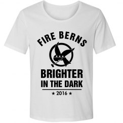 Fire Berns Brighter In The Dark