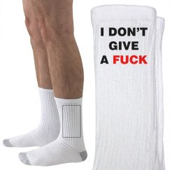I Dont Give A Fuck