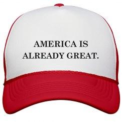 America Already Great