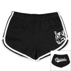 Cheetah Running Shorts