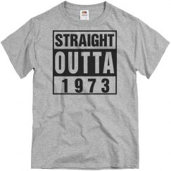 Straight outta 1973