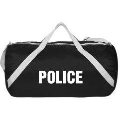 Police Roll Bag