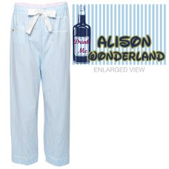 Alison Wonderland PJs