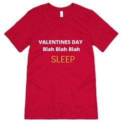 Valentines Blah Blah Tshirt