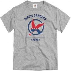 DNC 2016 Birdie Sanders