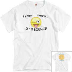 Emoji let it bounce!