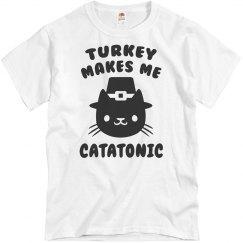 Catatonic Thanksgiving!