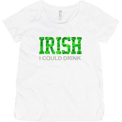 Irish Wish I Could Drink