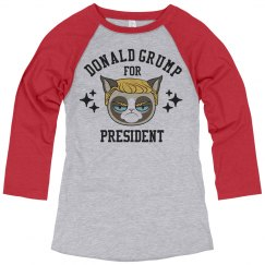 Donald Grump For President