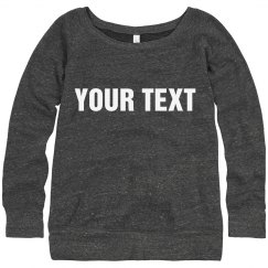 Your Text Slouchy
