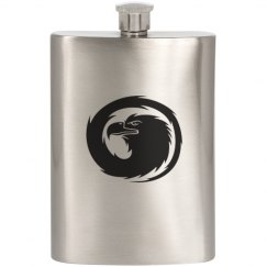 Bald Eagle Flask