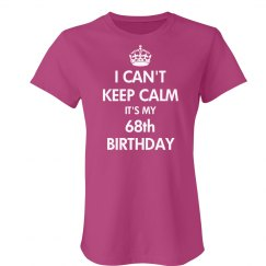 69th birthday
