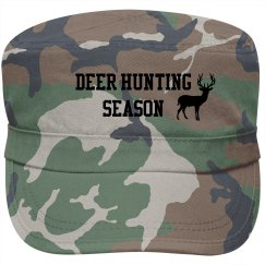 DEER HUNTING SEASON