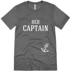 Her Captain Mermaid Engagement