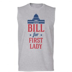 Bill For First Lady Tank