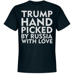 Trump Hand Picked by Russia With Love