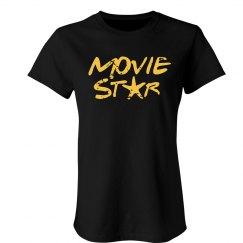 Movie Star T-Shirt