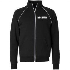 Mechanic track jacket