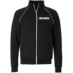 Mechanic track jacket
