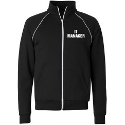 It Manager track jacket