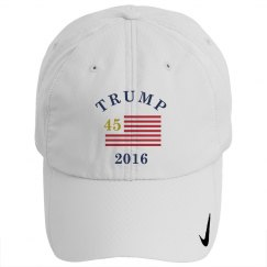 Trump 45th Presidential Golf Cap