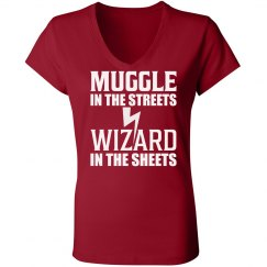 Wizard in The Sheets