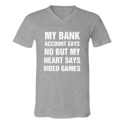My Heart Says More Video Games