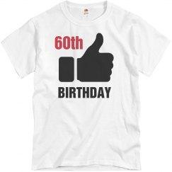 Thumbs up birthday
