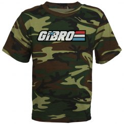 G.I.Bro (4 Camo Types)